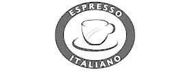 Original italian espresso stamp