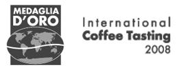 Caffe Parana Medaglia d' oro 2008